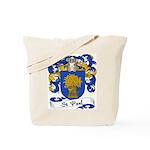 St. Paul Family Crest Tote Bag