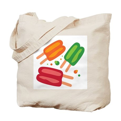 Icepops Tote Bag