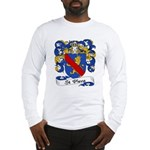 St. Pierre Family Crest Long Sleeve T-Shirt