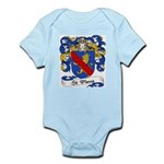 St. Pierre Family Crest Infant Creeper