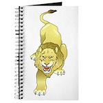 Lion Animal Art Tattoo Journal