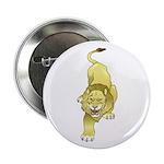Lion Animal Art Tattoo 2.25