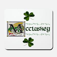 McCluskey Celtic Dragon Mousepad