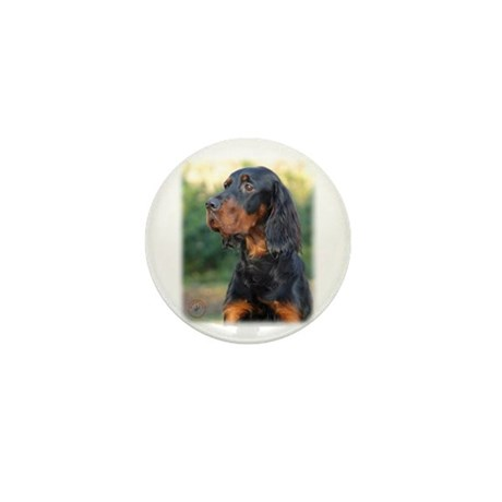 Gordon Setter 9Y109D-021 Mini Button (10 pack)