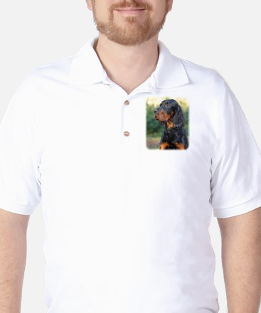 Gordon Setter 9Y109D-021 Golf Shirt