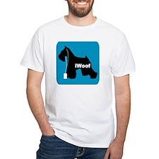iWoof Schnauzer Shirt