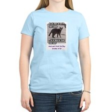 National Feral Cat Day T-Shirt