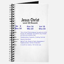 Jesus RPG Stats Journal