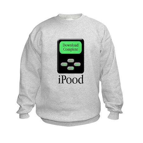 iPood Kids Sweatshirt