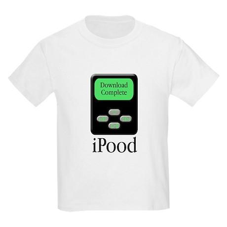 iPood Kids Light T-Shirt