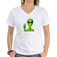 We Come in Peace Women's T-Shirt