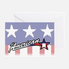 All American... Greeting Card