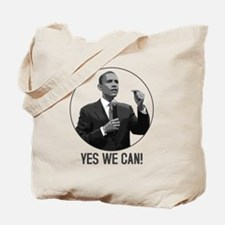OBAMA YES WE CAN 91013 Tote Bag