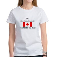 Proud Canadian Tee