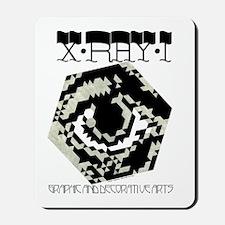 Hex Eye Mousepad