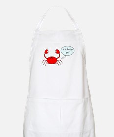 IS IT FRIDAY YET? BBQ Apron