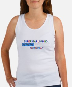 SUPERSTAR LOADING... Women's Tank Top