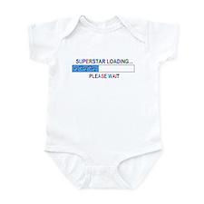 SUPERSTAR LOADING... Infant Bodysuit