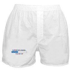 SUPERSTAR LOADING... Boxer Shorts