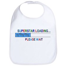 SUPERSTAR LOADING... Bib