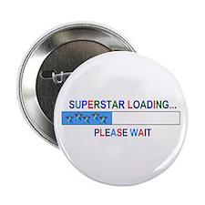 "SUPERSTAR LOADING... 2.25"" Button (100 pack)"