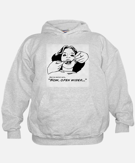 Unique Wide mouth Hoodie