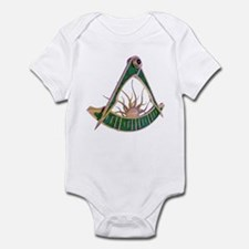 Past Master F&AM Infant Bodysuit