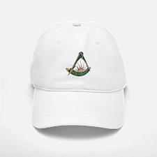 Past Master F&AM Baseball Baseball Cap