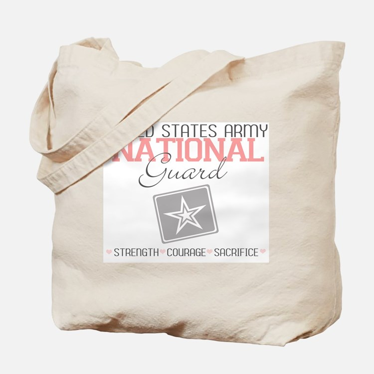 United States Army National G Tote Bag