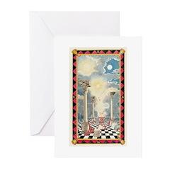 Masonic Light Greeting Cards (Pk of 10)
