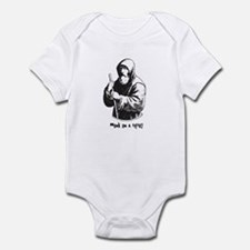 Unique Monk Infant Bodysuit