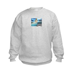 The Three Steps Sweatshirt
