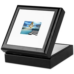 The Three Steps Keepsake Box