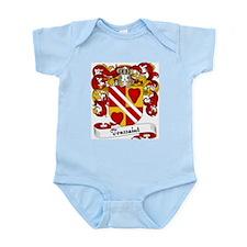 Toussaint Family Crest Infant Creeper