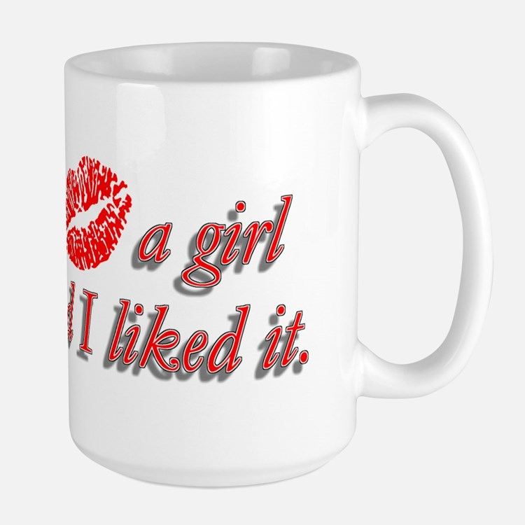 I kissed a girl and I liked i Mug