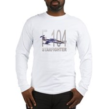 F-104 Starfighter Long Sleeve T-Shirt