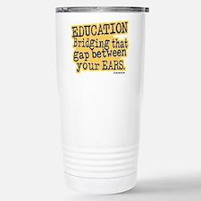 Unique Teacher unique Travel Mug