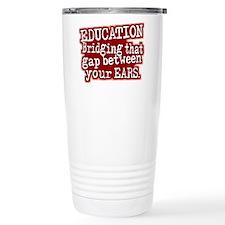 Cute Assistant principal humor Travel Mug