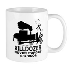 Killdozer Never Forget Mug
