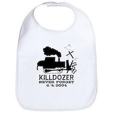 Killdozer Never Forget Bib