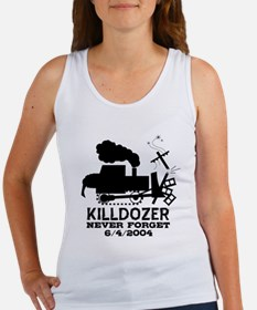 Killdozer Never Forget Women's Tank Top