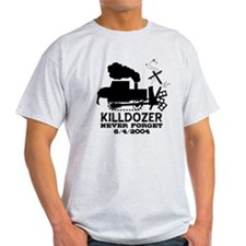 Killdozer Never Forget T-Shirt