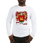 Verdier Family Crest Long Sleeve T-Shirt