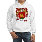Verdier Family Crest Hooded Sweatshirt