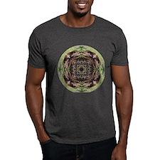 Black Bear Mandala T-Shirt