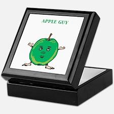 Apple Guy Keepsake Box