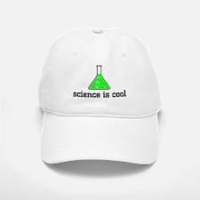 Science is cool Baseball Baseball Cap