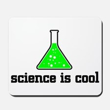 Science is cool Mousepad