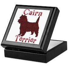 Cairn Terrier Keepsake Box