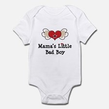 Mama's Little Bad Boy Infant Bodysuit